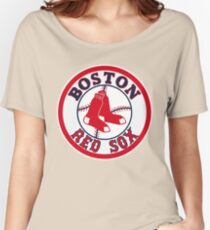 Boston Red Sox MLB Women's Relaxed Fit T-Shirt