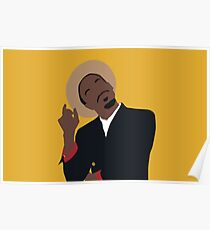 Andre 3000 Poster