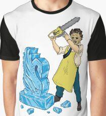 Killer Sculpture Graphic T-Shirt