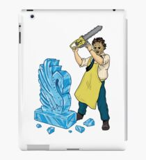 Killer Sculpture iPad Case/Skin