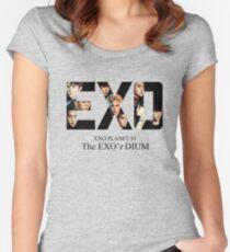 Exo'rdium - Exo Women's Fitted Scoop T-Shirt