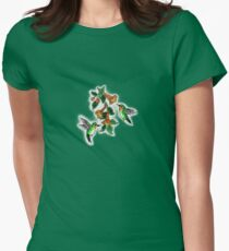 Hummies Women's Fitted T-Shirt