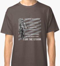 I Am The Storm Classic T-Shirt