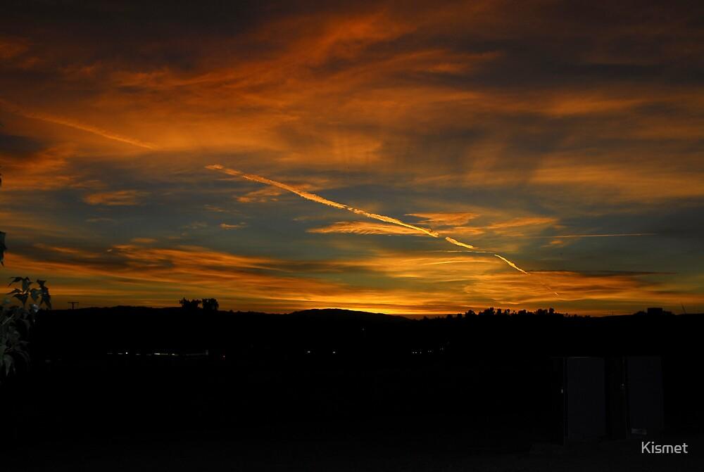 Skatepark Sunset by Kismet