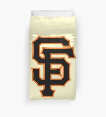 San Francisco Giants Duvet Cover