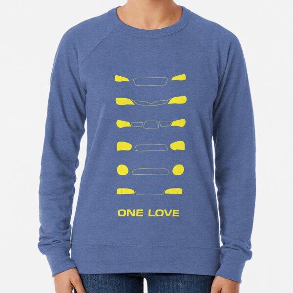 Subaru Iconic Headlights Lightweight Sweatshirt