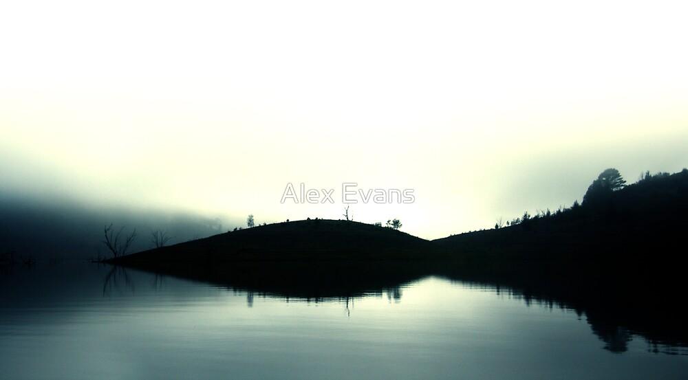 Dark Lake by Alex Evans