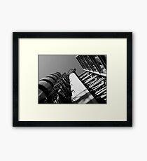 Lloydds Building Framed Print