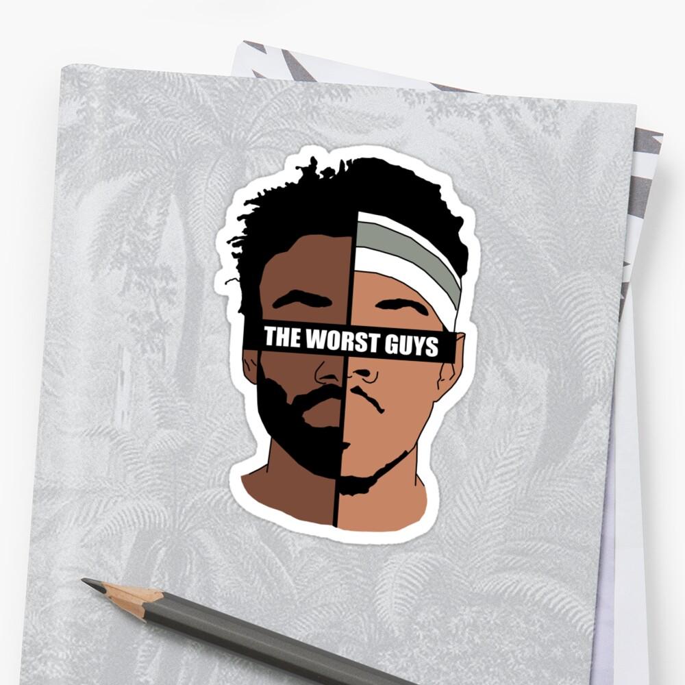 The Worst Guys by MattyTarantino