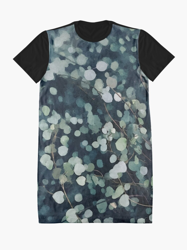 Alternate view of *A Fresh Start* #redbubble Graphic T-Shirt Dress
