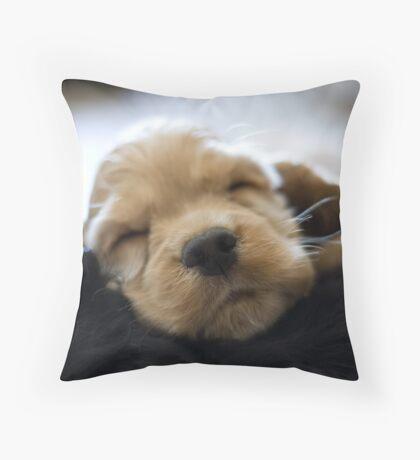 Shhhhhhh.... Throw Pillow