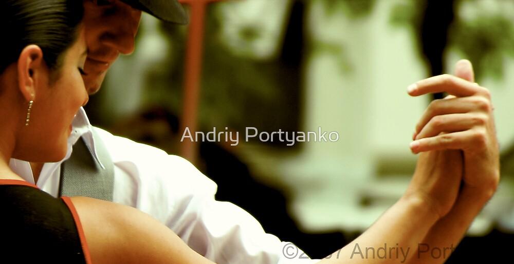 Tango Passion by Andriy Portyanko