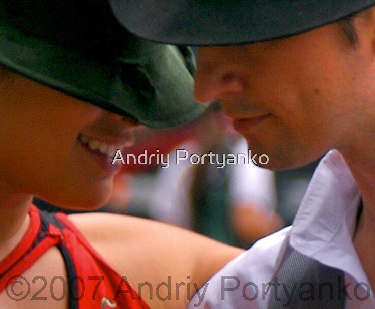 Tango Unison by Andriy Portyanko