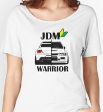 JDM Warrior #1 Women's Relaxed Fit T-Shirt