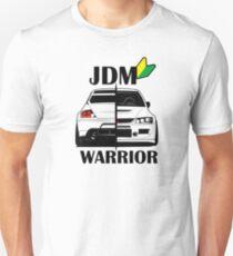JDM Warrior #1 T-Shirt
