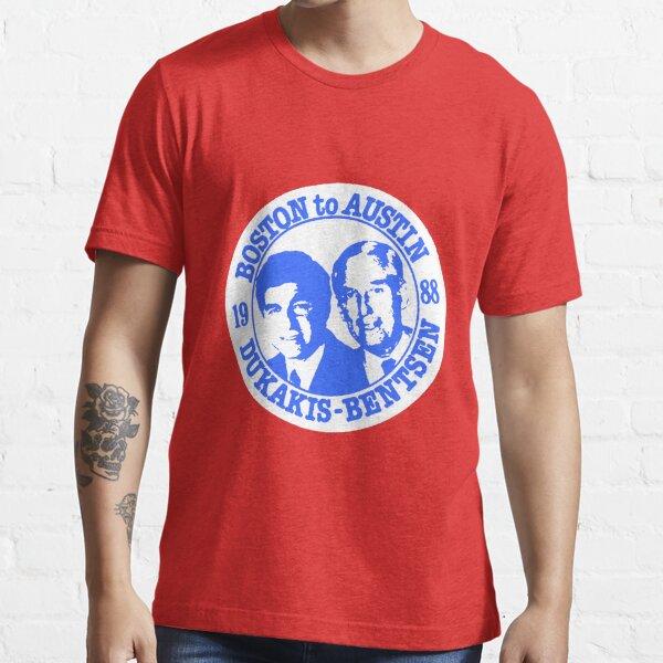 DUKAKIS-BENTSEN  Essential T-Shirt
