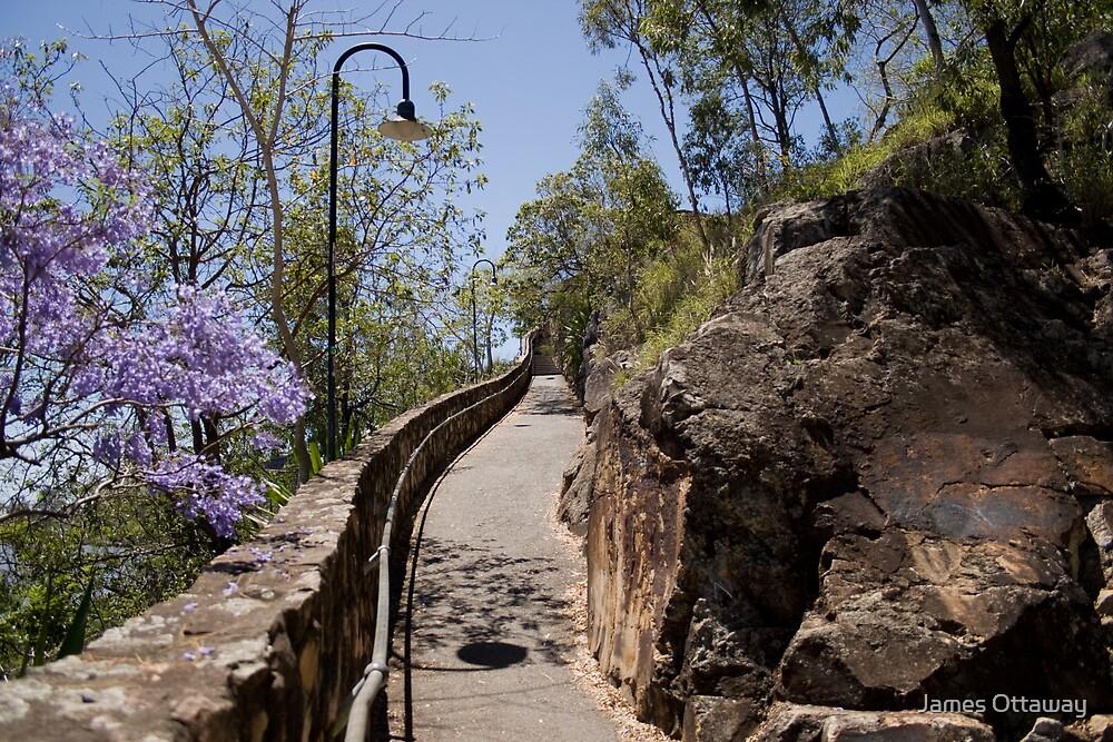 Down The Garden Path by James Ottaway