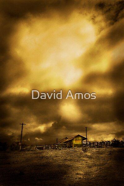 Mount Hunter by David Amos