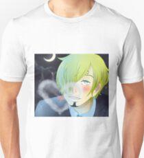 Precious Sanji w/ background Unisex T-Shirt