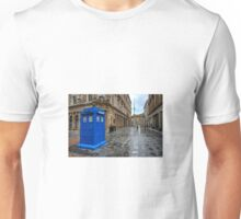 Glasgow Police Box  Unisex T-Shirt