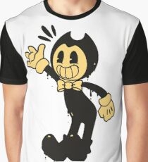 bendy Graphic T-Shirt