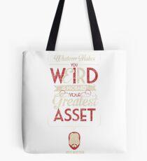 Whatever Makes You Weird Tote Bag