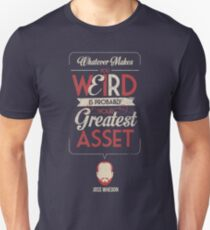 Whatever Makes You Weird T-Shirt