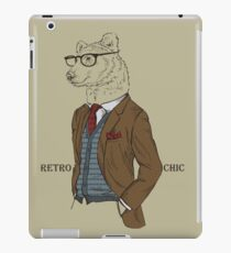 Retro Chic iPad Case/Skin