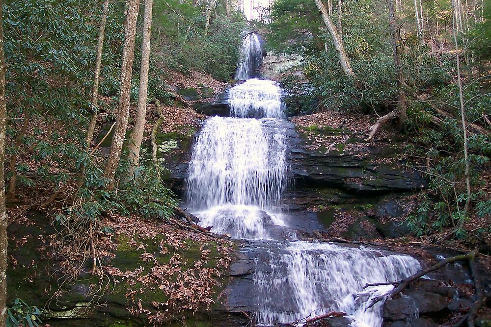 Water falling by allenmay60