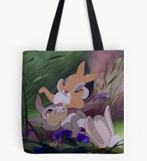 Thumper in love Tote Bag