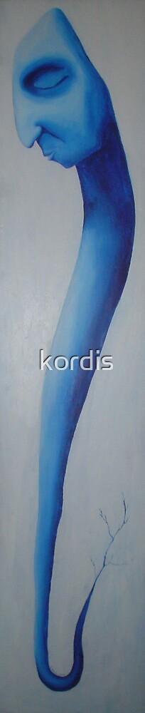 The Sleeping Seedling by kordis