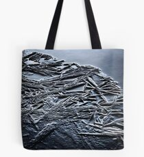 RATHER LIVE IN THE ICE... Tote Bag