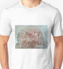Eagle Woodburning Unisex T-Shirt