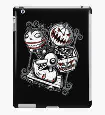 Scary Toys iPad Case/Skin