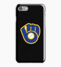 Brewers Logo iPhone Case/Skin