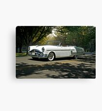 1954 Packard Clipper Convertible Canvas Print