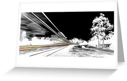 The Approach... by Paul Louis Villani