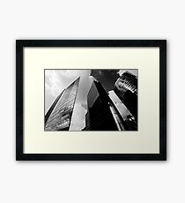 Potsdamer Platz Framed Print