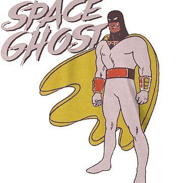 Space Ghost by restartaggain
