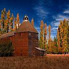 Derwent Valley Barn by Peter Daalder