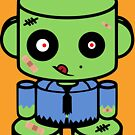 Zombio'bot 1.0 by Carbon-Fibre Media