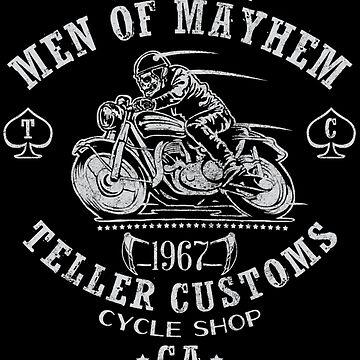 Tellers Customs by restartaggain
