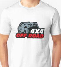 Offroad 4x4 T-Shirt