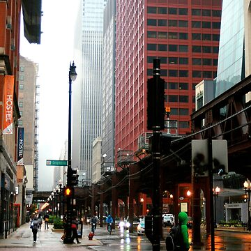 Chicago Streets (1) by awkwardunclekim