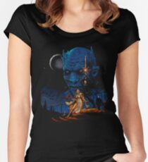Throne Wars Women's Fitted Scoop T-Shirt