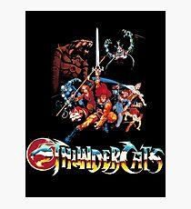 Thundercats 2 Photographic Print