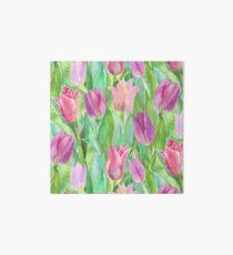 Tulips Art Board