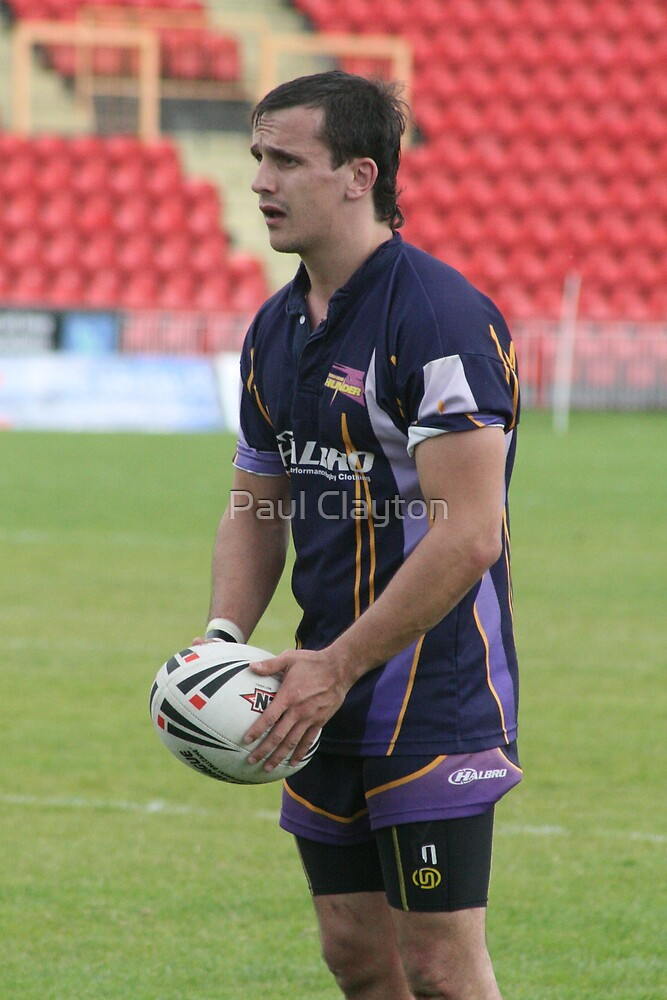 Gateshead Thunder 2007 - Dan Smith by Paul Clayton