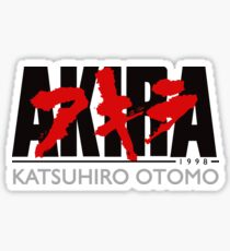 Akira Otaku Sticker