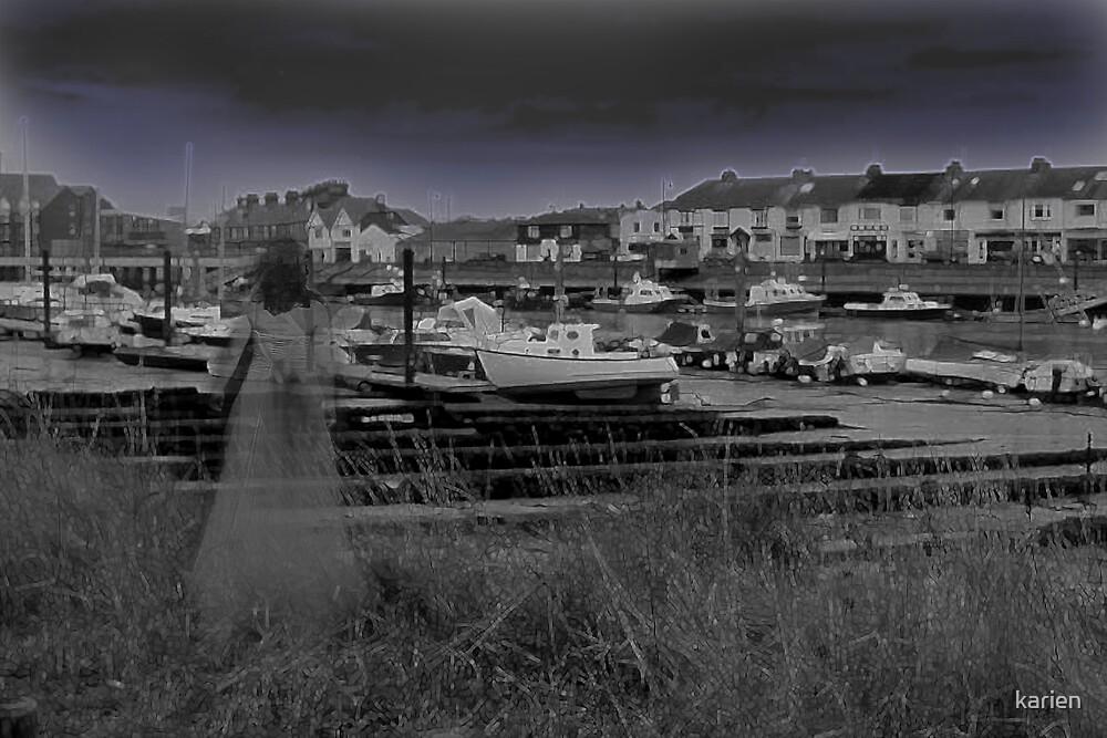 Dawn of the dead by karien